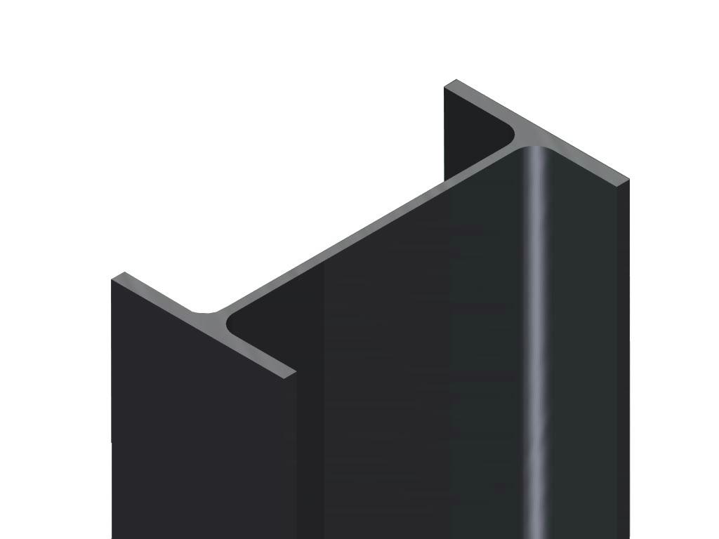 ipe 80 verzinkt metallteile verbinden. Black Bedroom Furniture Sets. Home Design Ideas